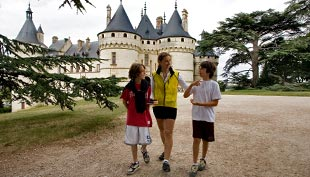 Loire Valley Family Biking Trip